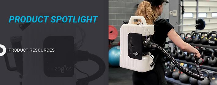 Product Spotlight: Zogics Disinfectant Atomizing Sprayer