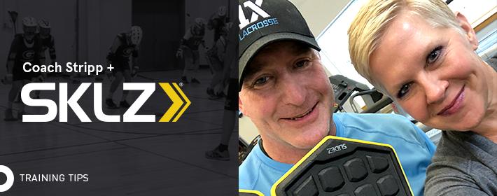 Trainer Series: Coach Stripp Shares his Favorite SKLZ Training Routines