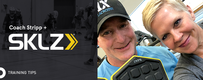Trainer Series: Coach Stripp Shares his Favorite SKLZ Training Routines
