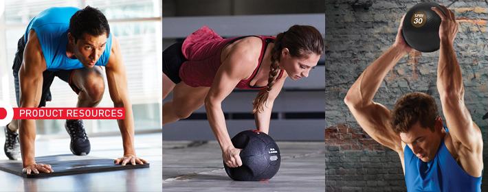 SPRI Fitness Equipment