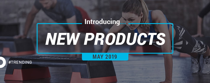 New Fitness Products at Zogics: May 2019