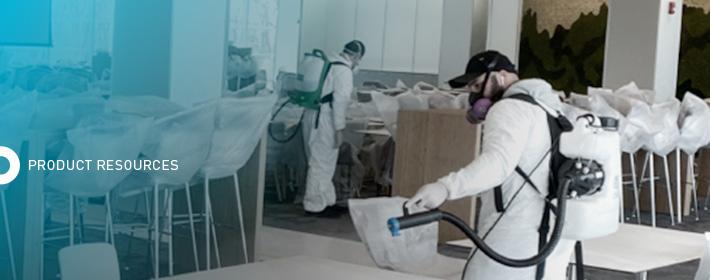 Foggers, Electrostatic Sprayers & Electro-Hygiene Atomizing: a Breakdown