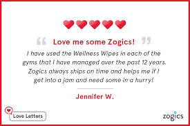 From Zogics with Love